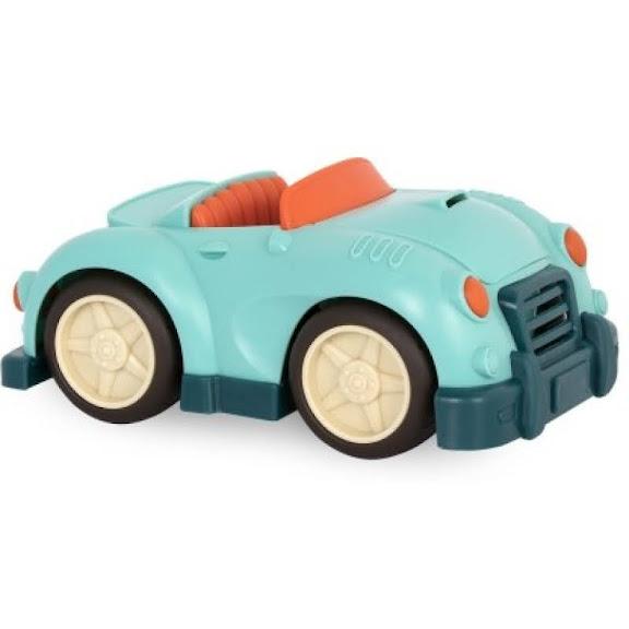 Contenido de Wonder Wheels Roadster Descapotable