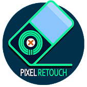 pixel retouch - remove unwanted content in photos