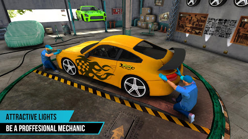 Car Mechanic Simulator Game 3D  screenshots 14