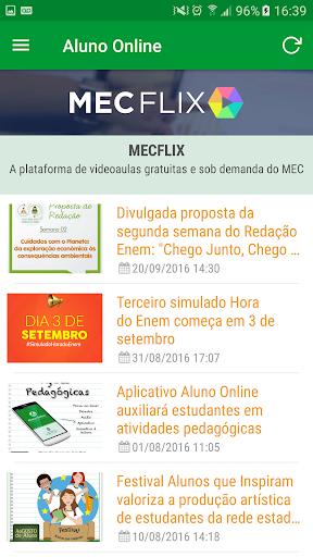 Aluno Online SEDUC-CE 1.2 screenshots 1