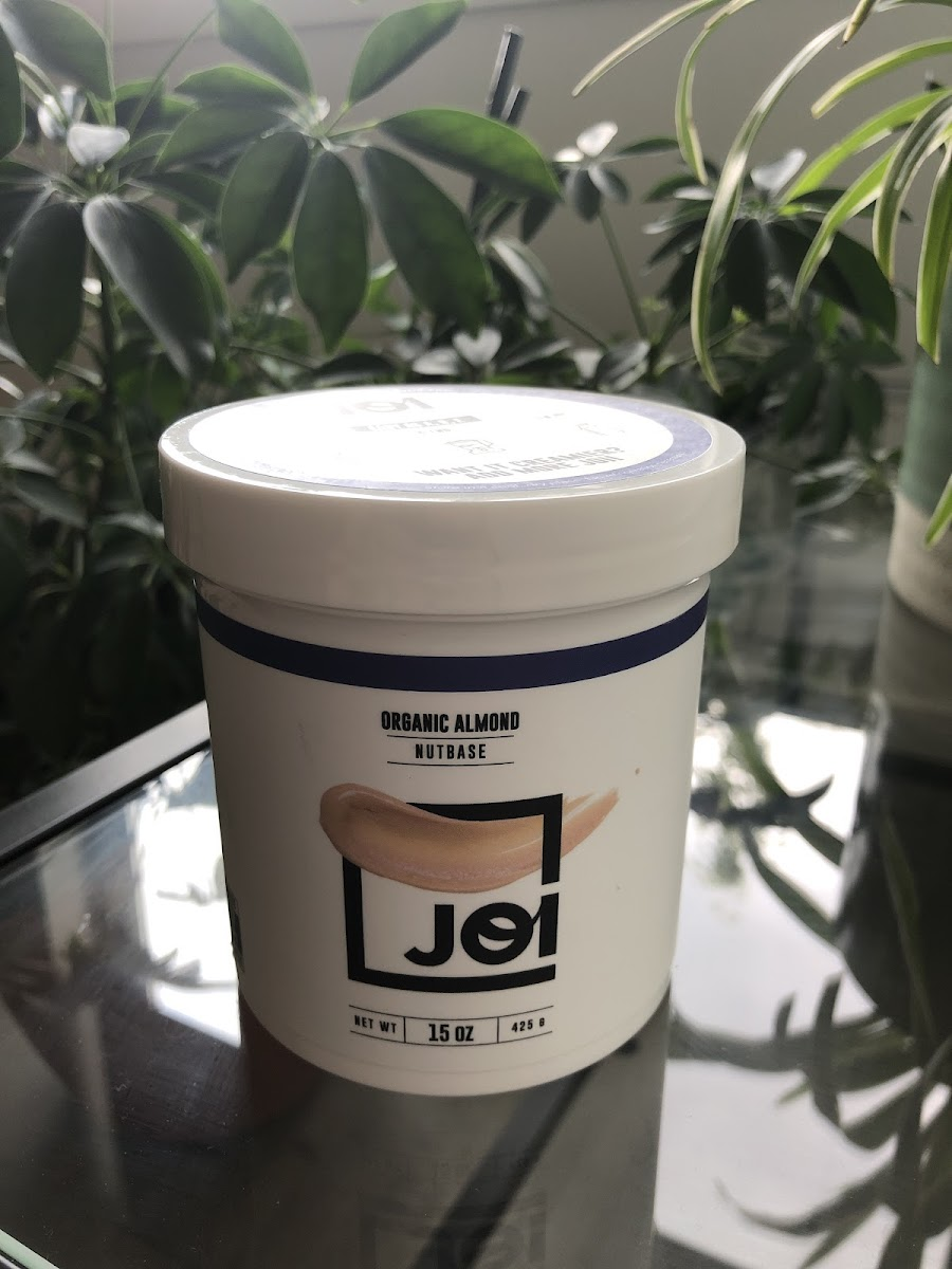 Organic Almond Nutbase