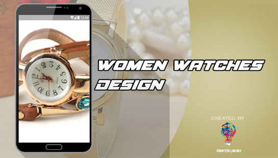 Women Watches Design - náhled