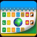 Multi Kulturkalender icon