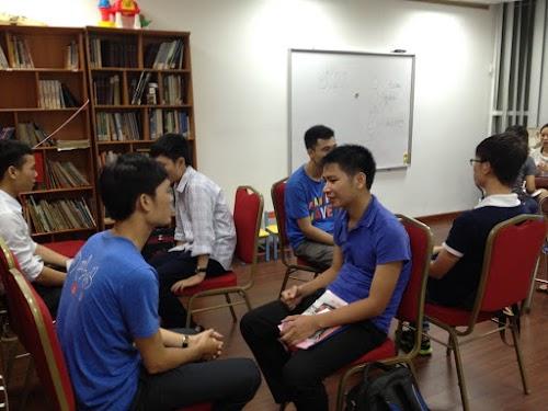 Coaching giúp các bạn trẻ khám phá ra những tiềm năng bên trong con người của mình