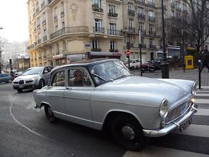Photo: Simca Etoile 6 de 1961