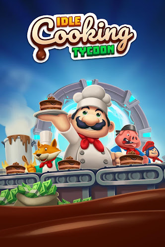 Idle Cooking Tycoon - Tap Chef Android App Screenshot