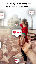 Social Me - Stars, influencers & followers app screenshot thumbnail