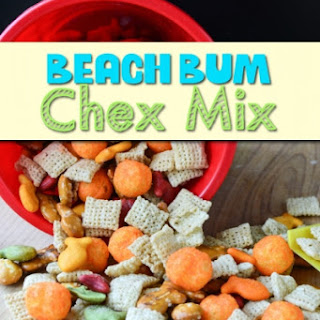 Beach Bum Chex Mix