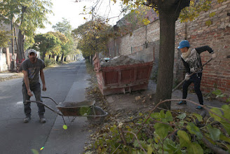 Photo: fotó: Palotás Ágnes / Fotózás és aktivizmus Kontakt Fotóművészeti Kurzusok