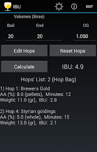 Beer Lab Free- screenshot thumbnail