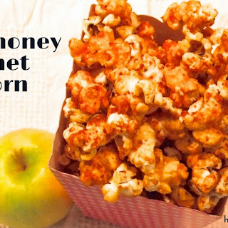 Apple And Honey Gourmet Popcorn
