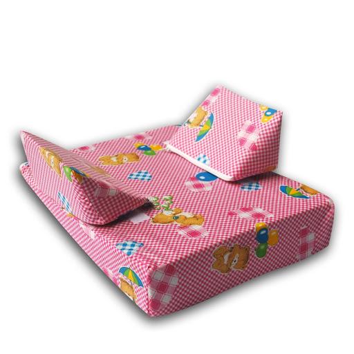 Cojin Softy Anti Reflujo Infantil Softy