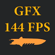 GFX Tool - Booster, Cleaner for Free Fire 144 FPS