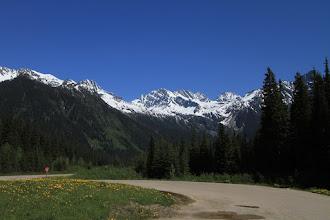 Photo: Glacier NP - Rogers Pass
