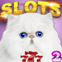 Casino Cash Cats 2 Slots PAID icon