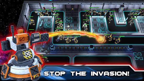 Sci Fi Tower Defense. Module TD 2 Mod