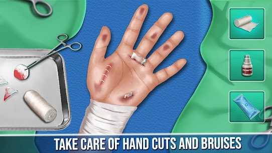Open Heart Surgery New Games: Offline Doctor Games 9