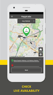 Happicabs (Chelmsford Taxi)- screenshot thumbnail