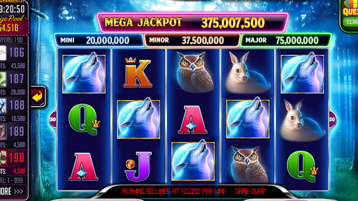 Vegas Downtown Slots™ - Slot Machines & Word Games screenshot