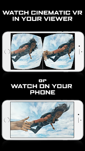 Robert Rodriguez's THE LIMIT for Android Screenshot