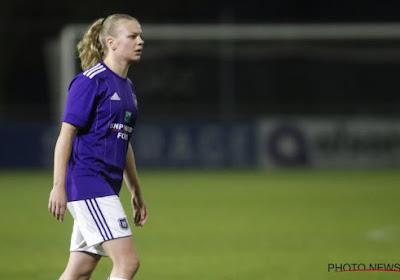 """Sarah Wijnants rêve de la Champions League avec les Mauves: """"Quand j'étais plus jeune..."""""""