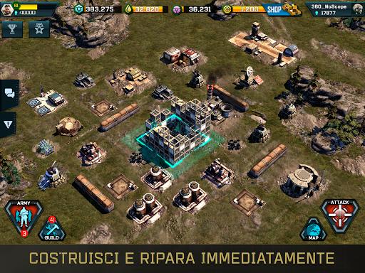 War Commander: Rogue Assault  άμαξα προς μίσθωση screenshots 2
