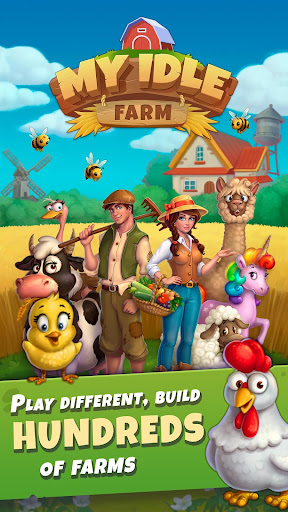 My Idle Farm: Township Saga  captures d'écran 2