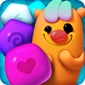Little Odd Galaxy - Match 3 Puzzle Game