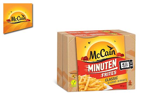 Bild für Cashback-Angebot: 2 für 1 McCain Minuten Frites Classic - Mccain