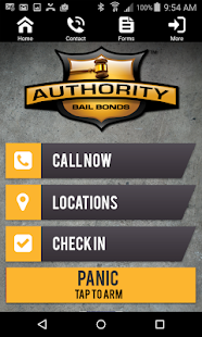 Authority Bail Bonds- screenshot thumbnail