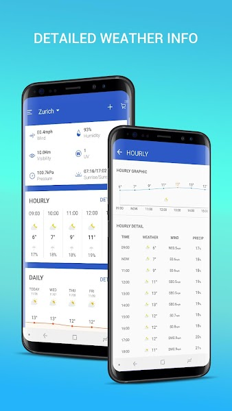 Apex Weather Pro Screenshot Image
