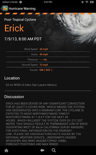 MyRadar Weather Radar Ad Free screenshot 20