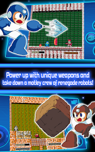 MEGA MAN MOBILE- screenshot thumbnail