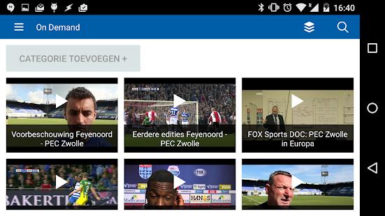PEC Zwolle TV - náhled