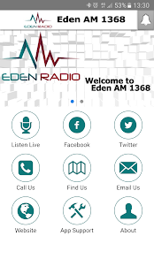 Eden Radio- screenshot thumbnail