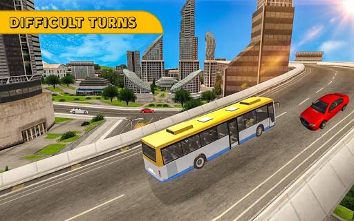 Extreme Coach Bus Simulator apkpoly screenshots 3