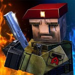 Pixelfield - Best FPS MOBA Strategy Game Icon