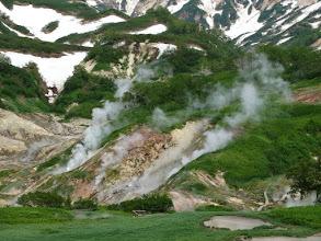Photo: в долине гейзеров
