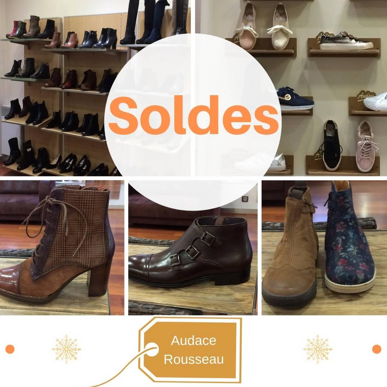 Magasin de chaussures à Alençon Audace chausseur