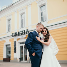 Wedding photographer Egor Yarovoy (Egorf16). Photo of 23.08.2017