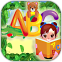 Children Education Package ABC icon