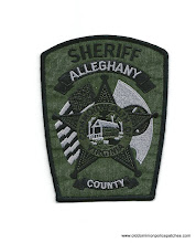 Photo: Alleghany County Sheriff, Subdued