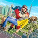 Super Hero City Rescue Simulator icon