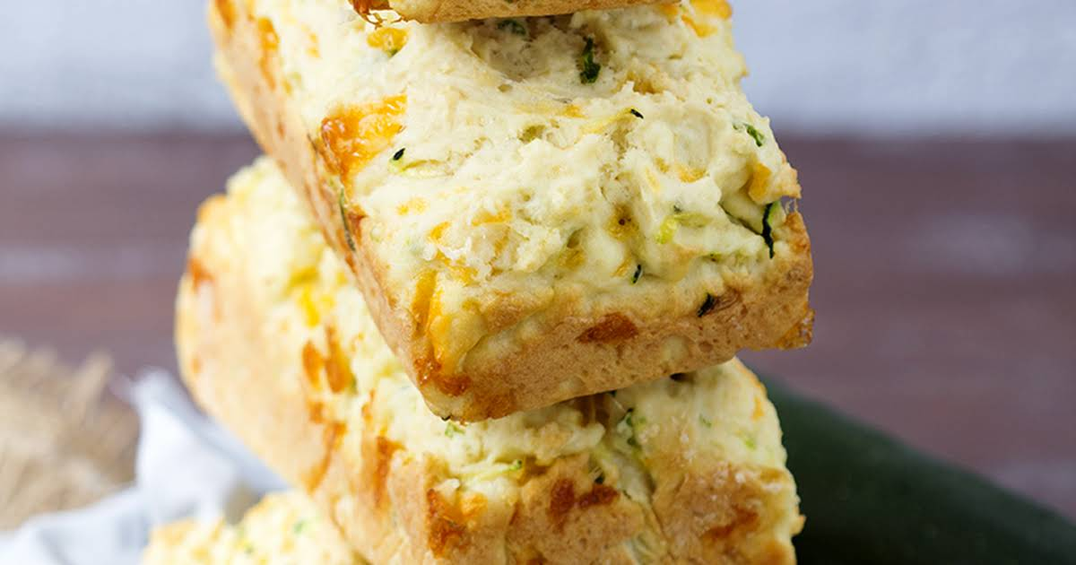 10 best sugar free zucchini bread recipes