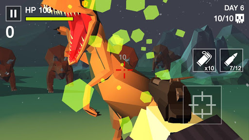 Cube Killer Beast - FPS Survival android2mod screenshots 1