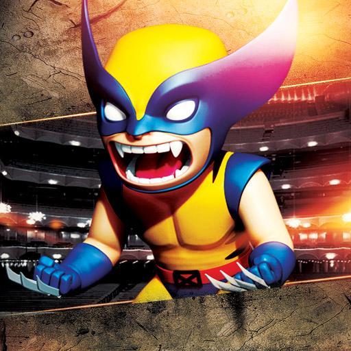 Super Fighters: Villains & Superhero Fighting Game