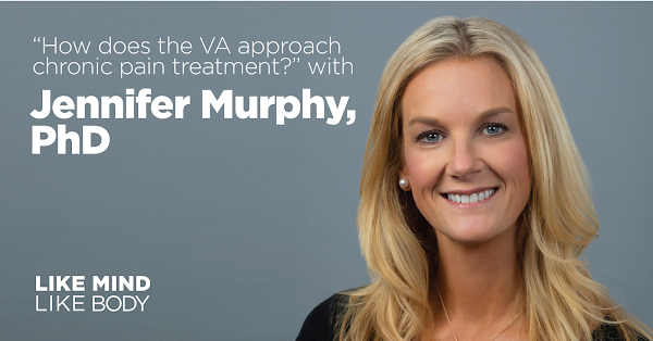 What Can We Learn from the Way the VA Treats Chronic Pain?