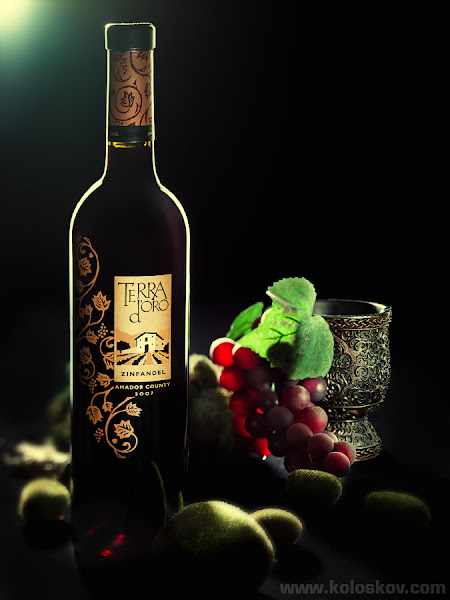 """Photo: Wine and grape; weekly assignment for """"Studio Photography Insights"""" hangout by Alex Koloskov. More here: http://goo.gl/dCrNR"""