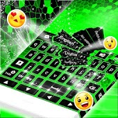 Keyboard Skin Colors Neon