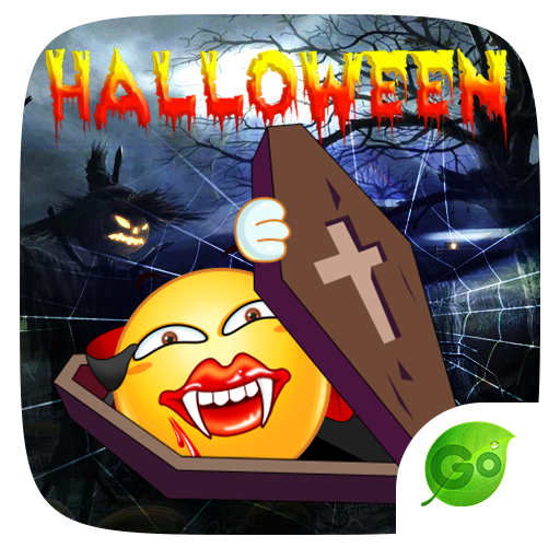 GO Keyboard Sticker Halloween2 個人化 App LOGO-硬是要APP